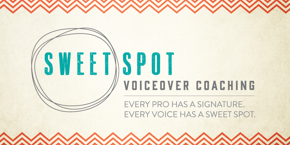 Sweet Spot Voiceover Coaching